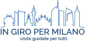 In giro per Milano Logo